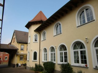 Schlosshof Dolgesheim, Hotel & Pension Schlosshof Dolgesheim | Rheinhessen in Dolgesheim