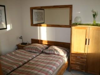 Schlafzimmer, Komfort für Zwei (2) in Horumersiel in Wangerland