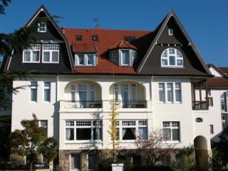 Aussenansicht, Kurvilla Fürstin Pauline in Bad Salzuflen