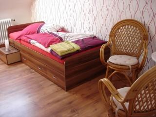 Zimmer 2-Inspirationszimmer, Kurzzeitübernachtungen in Gärtringen