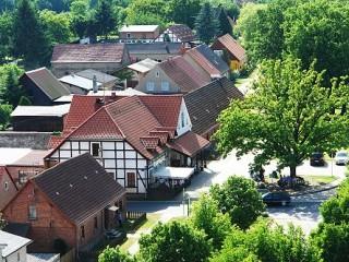 Landgasthof Ringwalde, Landgasthof Zum Grünen Baum in Temmen-Ringenwalde