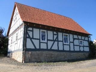 Außenansicht, Landhaus Henkel in Reinhards/Rhön
