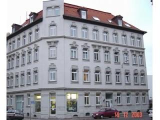Hausansicht, Ferienwohnung Leipzig-Lindenau in Leipzig