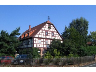 May'r Haus 1794, Ferienwohnung und Gästewohnung in Unterfranken in Umpfenbach, Unterfranken