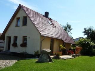 Ferienhaus - Frontansicht, Ferienhaus bei Kühlungsborn in Kägsdorf