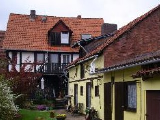 Hausansicht, Pension