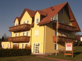 Hausansicht Pension & Ferienwohnungen Beer, Pension & Ferienwohnungen Beer in Mähring in Mähring, Oberpfalz