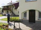 Pension | Ferienwohnung an der Kahnabfahrt - Alt-Zauche  liegt an der Bundesstraße B320 oder L44 und direkt am Hochwald. in Alt Zauche-Wußwerk