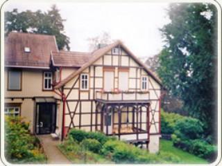 Hausansicht, Pension Haus Einkehr in Wernigerode