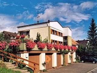 Hausansicht Pension Lenhardt, Pension Lenhardt | Oberelsbach in Oberelsbach