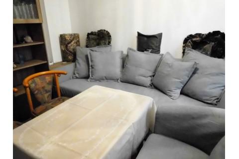 Apartment 1, Wohnzimmer