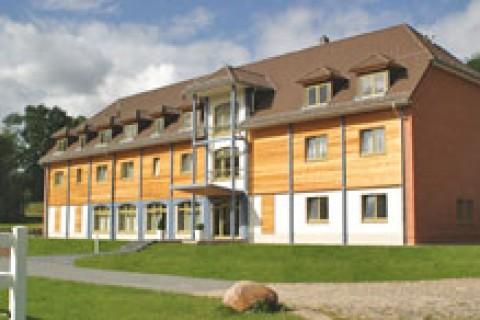 Pension in Zeschdorf