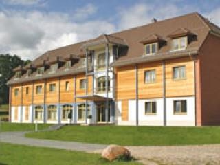 Pension in Zeschdorf, Pension, Restaurant und Café