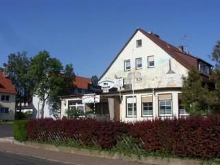 Hausansicht, Pension Wagner ( Monteurzimmer ) in Felsberg, Hessen