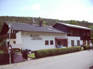 Pension Waldblick, Pension Waldblick in Höchst im Odenwald