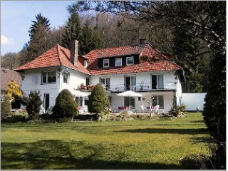 Hausansicht Pension - Waldblick, Pension Waldblick in Bad Lauterberg im Harz