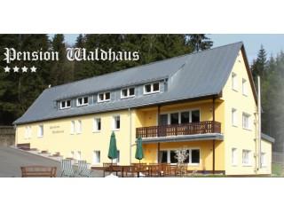 , Pension-Waldhaus in Breitenbrunn / Erzgebirge