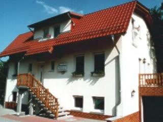 Unsere Pension, Pension Wiedmann in Bad Freienwalde (Oder)