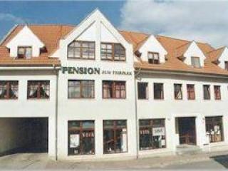Hausansicht, Pension zum Tierpark in Burg Stargard