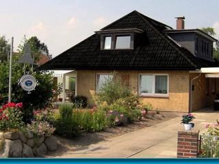 Hausansicht, Pension Tönning (Nordseebad) | Zum Wikinger in Tönning (Nordseebad)