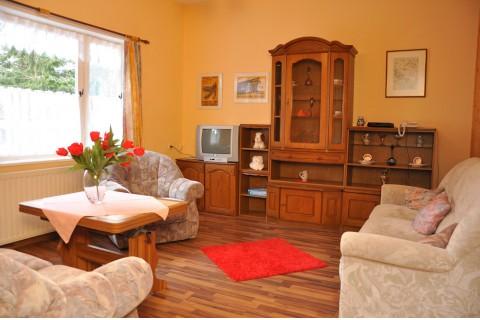 Wohnzimmer - Appartements mit zwei Schlafzimmern