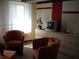 Wohnzimmer, Rosenhof - Reiss in Bad Doberan