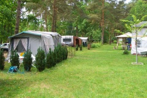 Camping für Jung und Alt