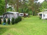 Schönmacher Camping am kleinen Lottschesee in Wandlitz