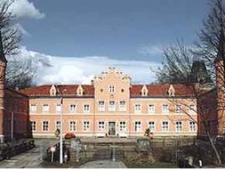 Schloss Gusow, Schloss Gusow in Gusow-Platkow
