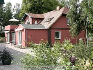 Außenanlage, Sonnengarten Silz in Silz, Mecklenburg