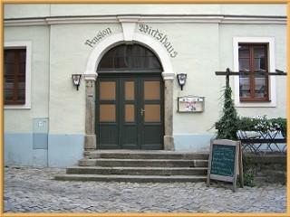 Hausansicht, Stephans Wirtshaus und Pension in Bautzen