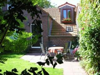 Zugang, Stienerts Fewo in Dornum, Ostfriesland