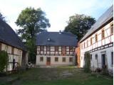 Feriehaus Erzgebirge Oederan Kirchbach  | Struges Drei-Seiten-Hof | - Ferienhaus im Erzgebirge in Oederan
