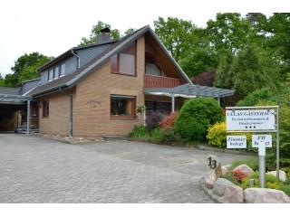 Hausansicht Wildackerweg, Ullas Gästehaus in Munster, Örtze / OT Oerrel