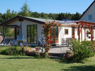 Uns lütt Hus, Ferienhaus in Lübs bei Torgelow