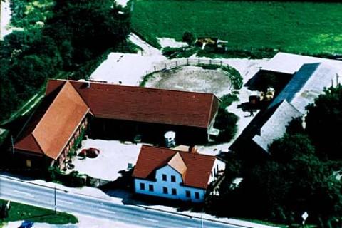 Pension Ewaldhof Hofansicht