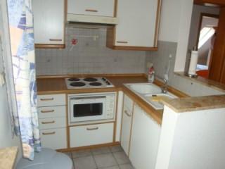 Küche, Ferienwohnung Norddeich in Norden-Norddeich
