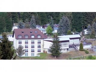 Waldhotel Feldbachtal, Waldhotel Feldbachtal in Lichte