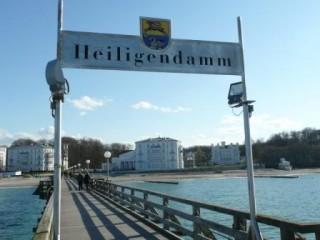 Heiligendamm Ostsee, Weisses Haus Heiligendamm in Bad Doberan-OT Heiligendamm