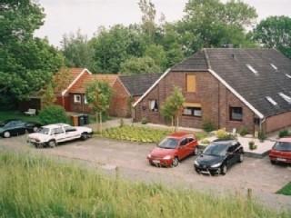 Blick vom Deich, Gerd Frerichs, Javenloch in Wangerland