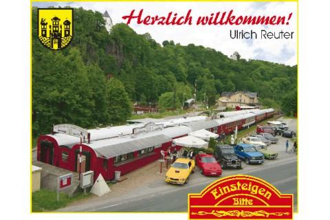 Wolkensteiner Zughotel - Herzlich Willkommen!