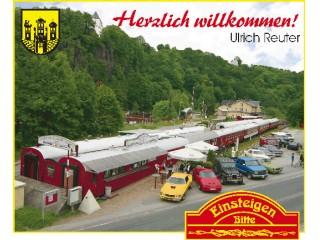 Wolkensteiner Zughotel - Herzlich Willkommen!, Wolkensteiner Zughotel in Schönbrunn